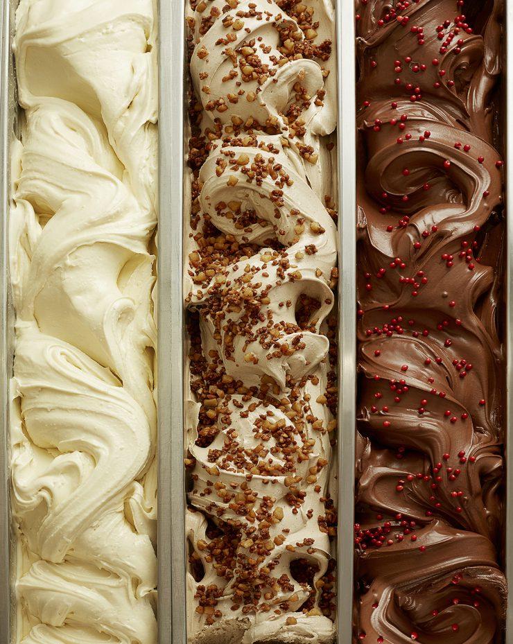 Sorveteria Bacio di Latte lança sorvetes com ingredientes brasileiros