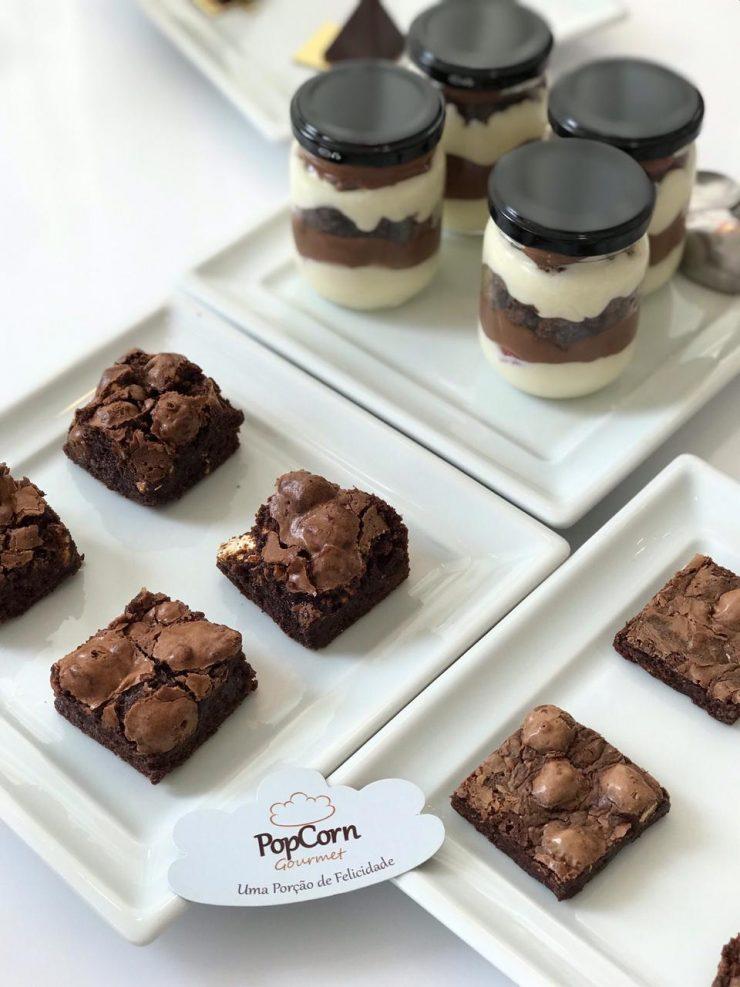 A PopCorn Gourmet Store terá itens desenvolvidos pela marca Mari Gourmet | Foto: Divulgação