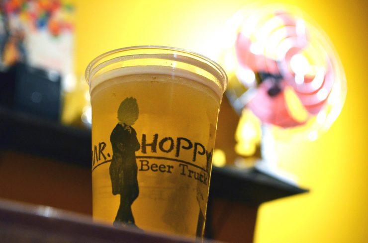 Hamburgueria com cerveja artesanal: Mr. Hoppy em Goiânia é inaugurada em dezembro | Foto: Felipe Almeida