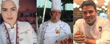 Chefs goianos concorrem ao Prêmio Nacional Dólmã 2019