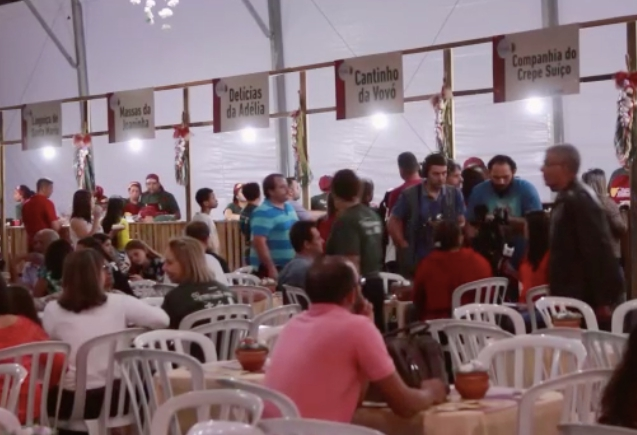 Festival Gastronômico de Trindade vai trazer pratos feitos com mandioca | Foto: Reprodução/Prefeitura de Trindade