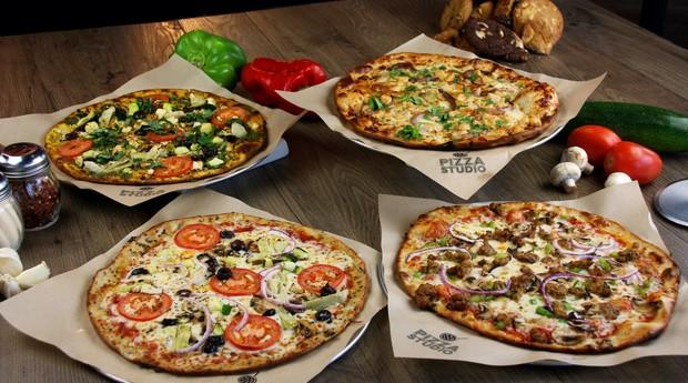 Franquia Studio Pizza é nova pizzaria em Goiânia | Foto: divulgação