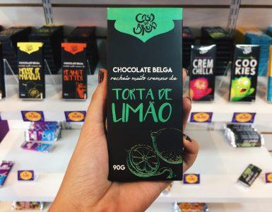 Chocolate recheado da A Casa da Bruxa em Goiânia | Foto: Divulgação