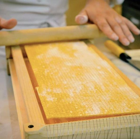 Chef Leandro Garden promove curso de massas artesanais em Goiânia | Foto: Leandro Garden/Arquivo Pessoal