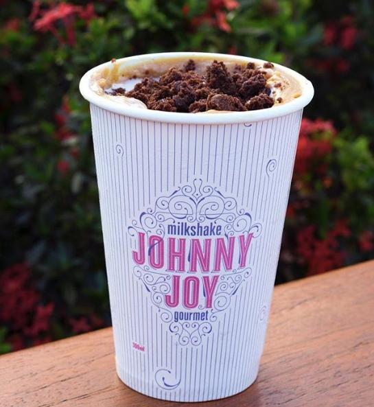 Johnny Joy é rede especializada em milkshakes em Goiânia | Foto: Divulgação