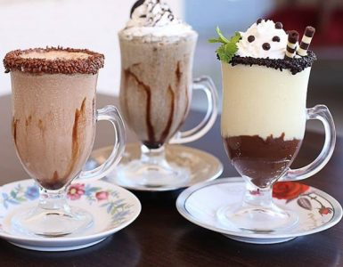 Delícias geladas: Poema Gourmet tem opções variadas de milkshake em Goiânia | Foto: Divulgação