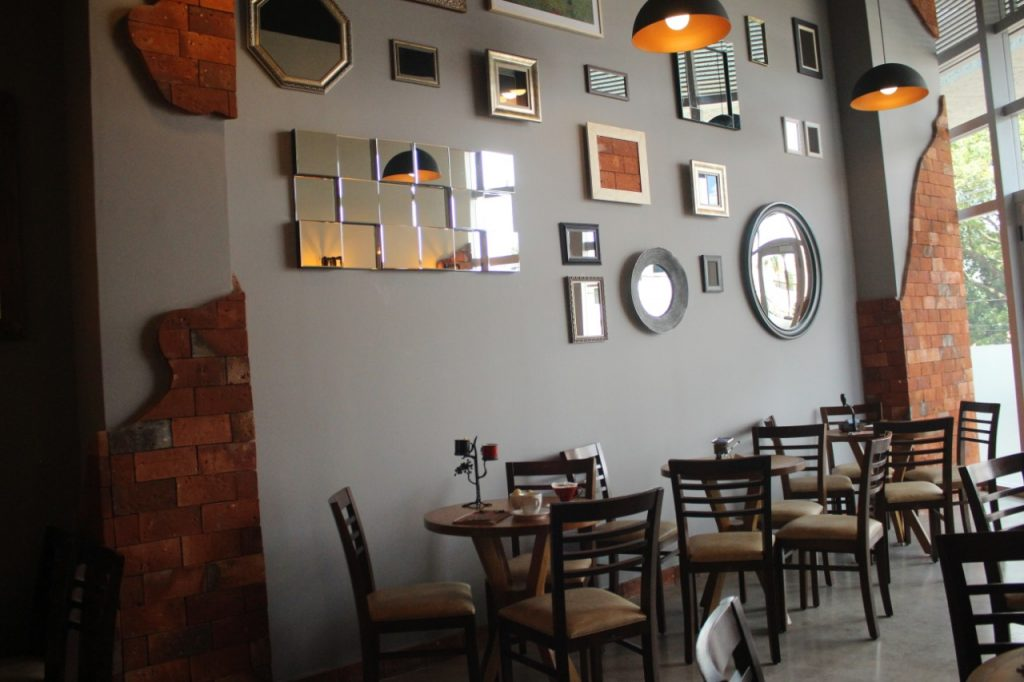 Saborea Té y Café serve chás e cafés no Ed. Órion Business, em Goiânia | Foto: Divulgação