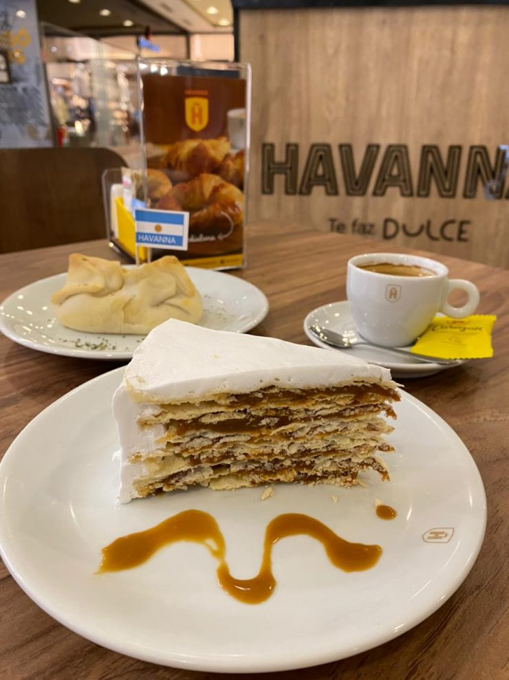 cafeteria Havanna Shopping Bougainville