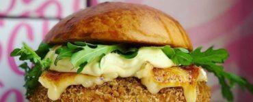 Todo dia tem hambúrguer vegetariano no menu do Burger For a Day | Foto: Divulgação