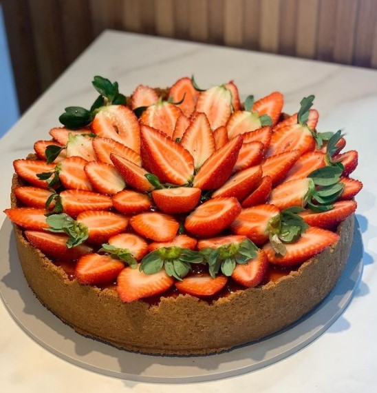 cheesecake em Goiânia da cheesecakeria