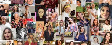 Mosaico dia internacional da mulher gastronomia goiânia