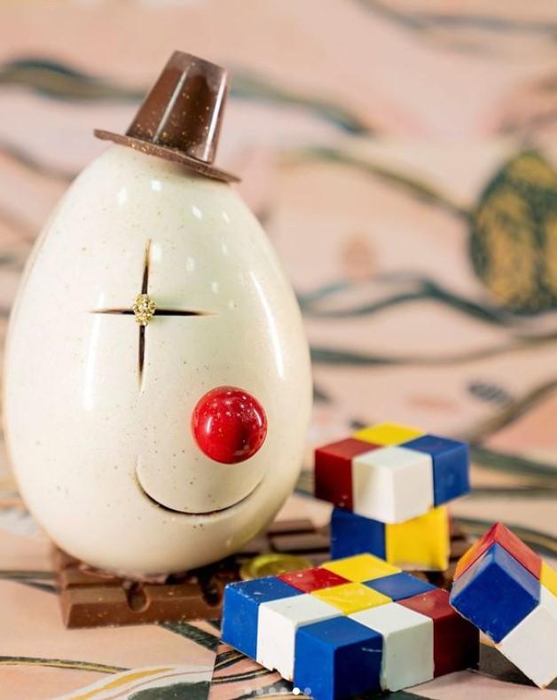 Richesse traz opções de ovo de Páscoa artístico em Goiânia | Foto: Divulgação