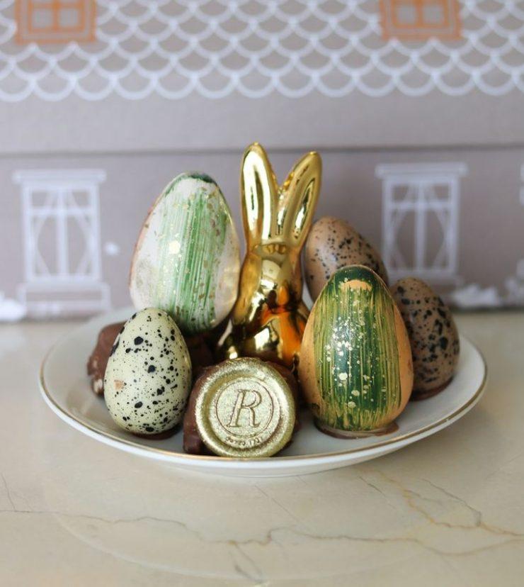 Ovos de páscoa da Richesse | Foto: Divulgação