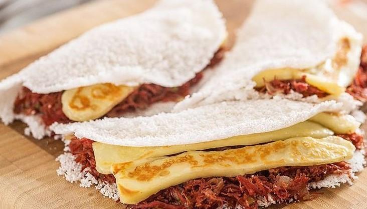 tapioca em Goiânia