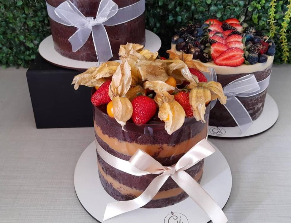 tortas doces Goiânia
