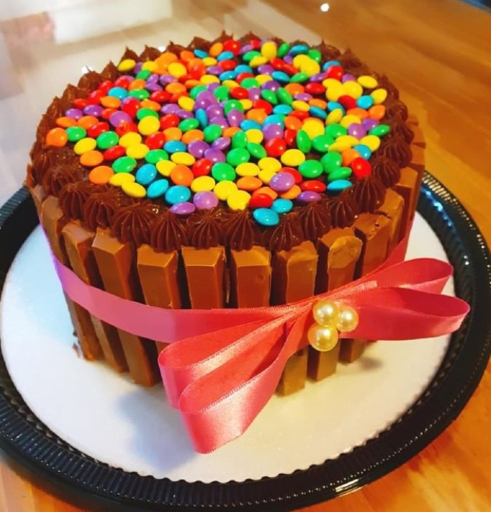 bolos decorados em Goiânia da Denise Felix