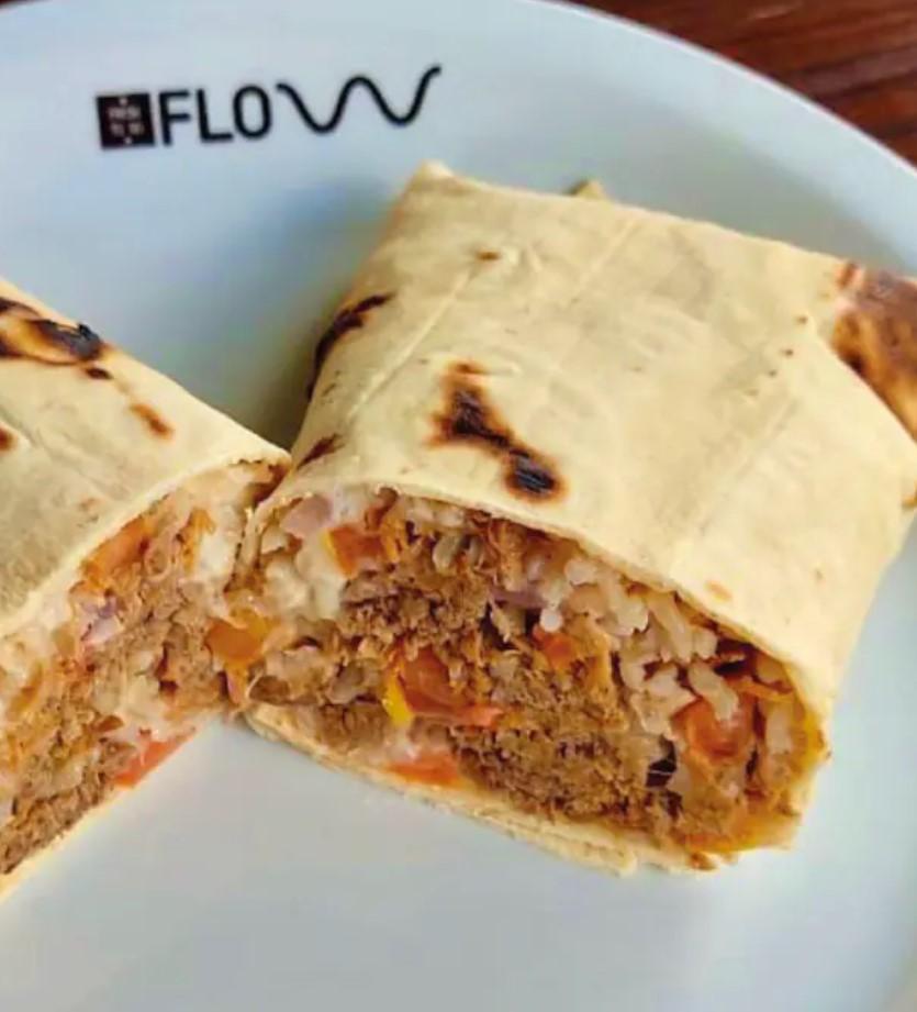 burrito em Goiânia Flow