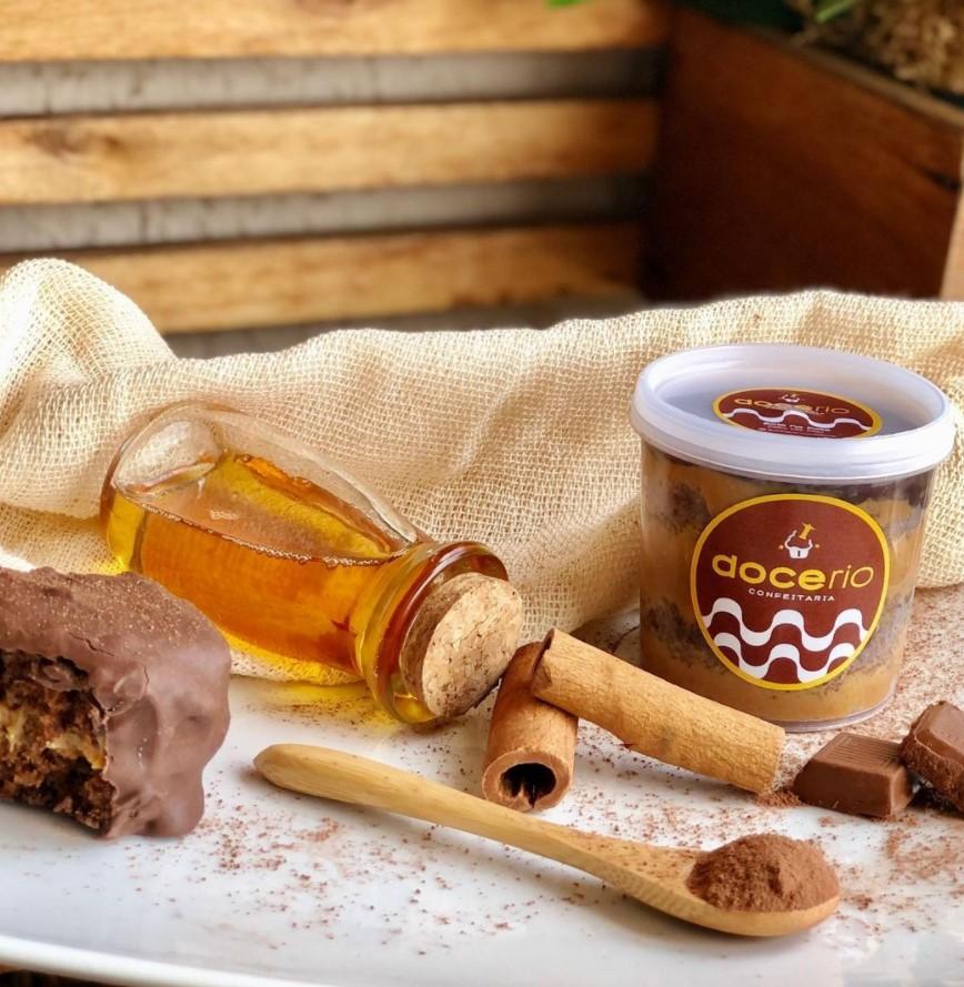 pão de mel em Goiânia Docerio