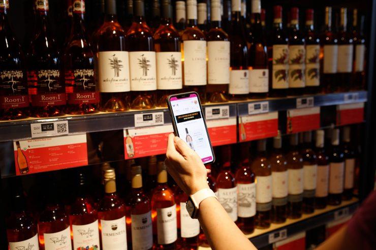 loja de vinhos Wine Goiânia