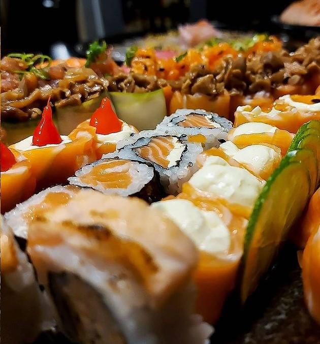 Matsuri é opção de delivery de comida japonesa em Goiânia