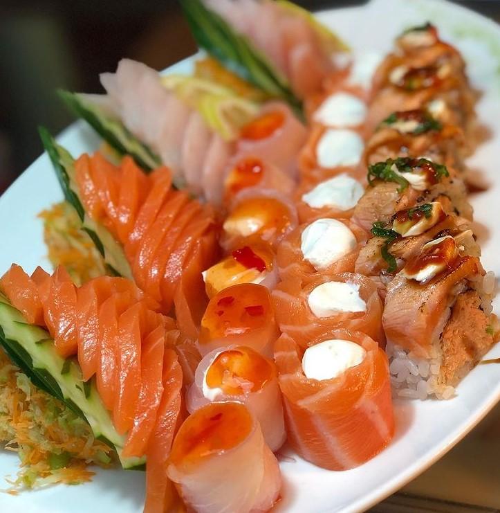Manzoku é opção de delivery de comida japonesa em Goiânia
