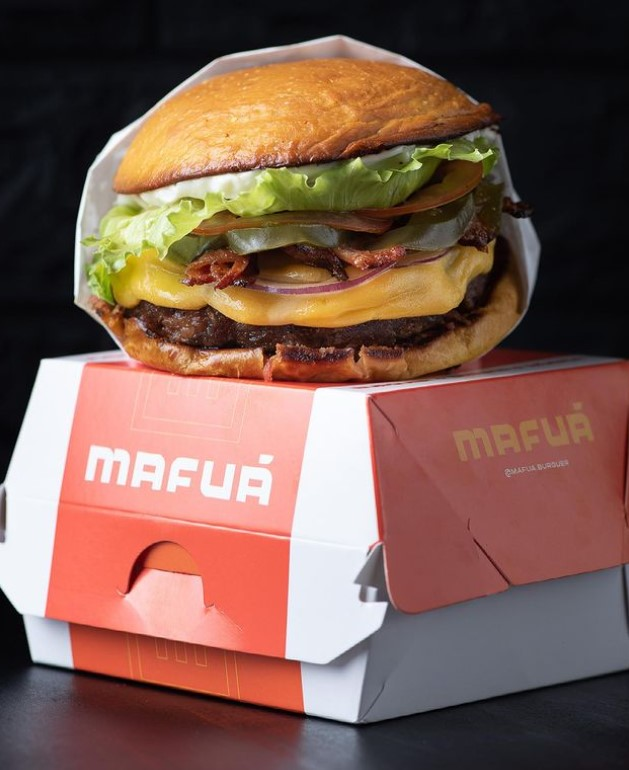 Mafuá nova hamburgueria em Goiânia