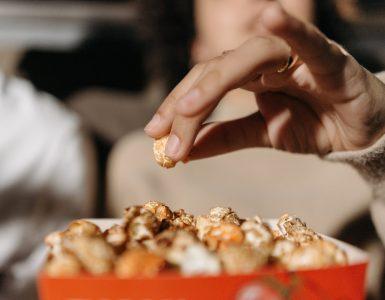 pipoca gourmet em Goiânia