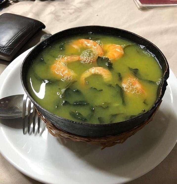 Sabores brasileiros em Goiânia no restaurante Pai D'egua