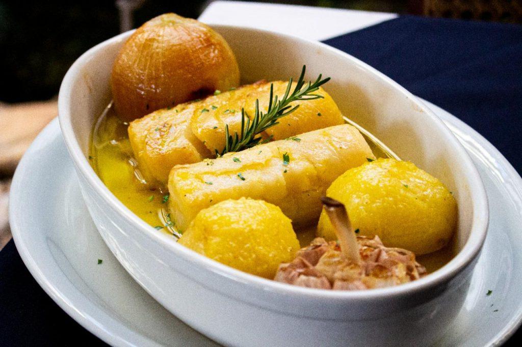 Pratos clássicos do menu do Esquina Mercatto podem ser encontrados na unidade dedicada ao delivery e takeout