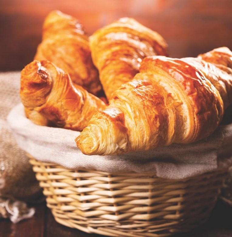 Casa Bauducco tem opções de croissant em Goiânia