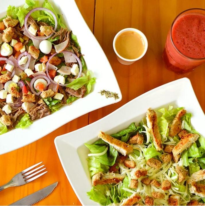 Ateliê da salada é opção de delivery saudável em Goiânia