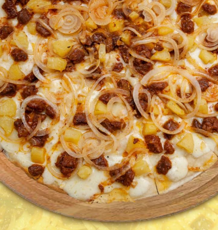 Tropical Pizzaria é opção de rodízio de pizza em Goiânia