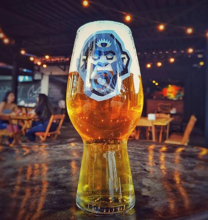 Hops tem opções de cervejas artesanais em Goiânia