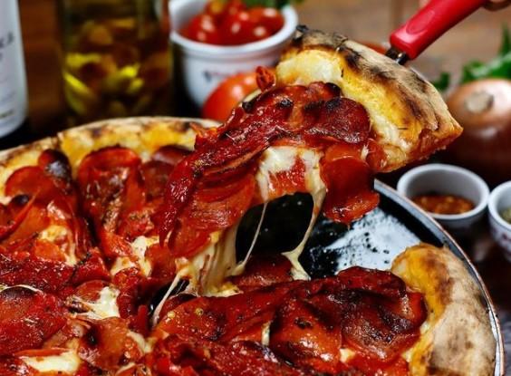 Casa São Paulo traz opção de pizza em Goiânia