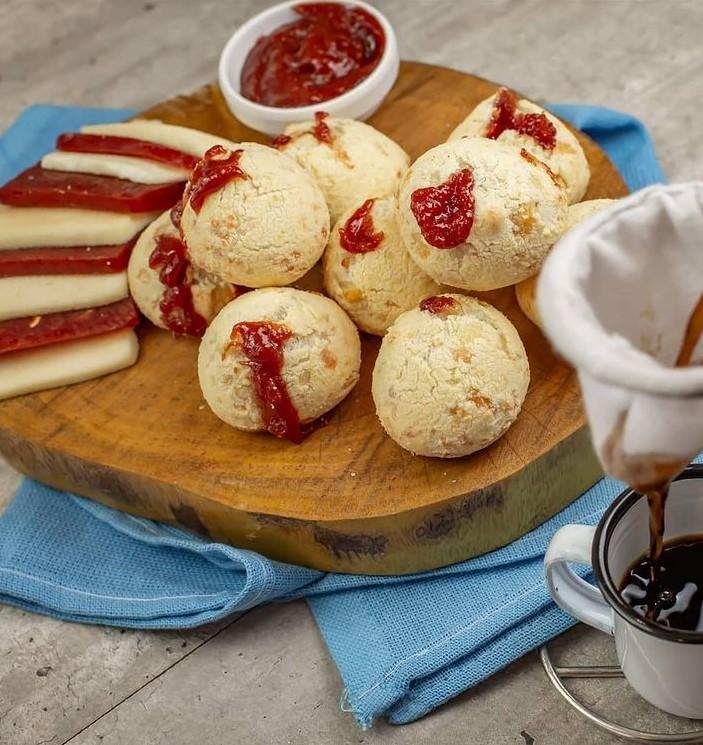 Formaggio é opção para comprar pão de queijo em Goiânia