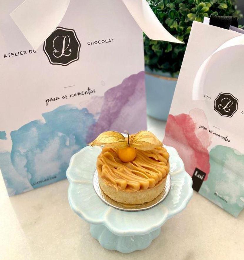 Luí Doces é opção para comprar tartelete em Goiânia