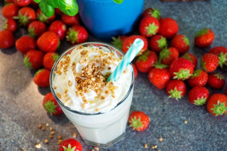 milk shake em Goiânia