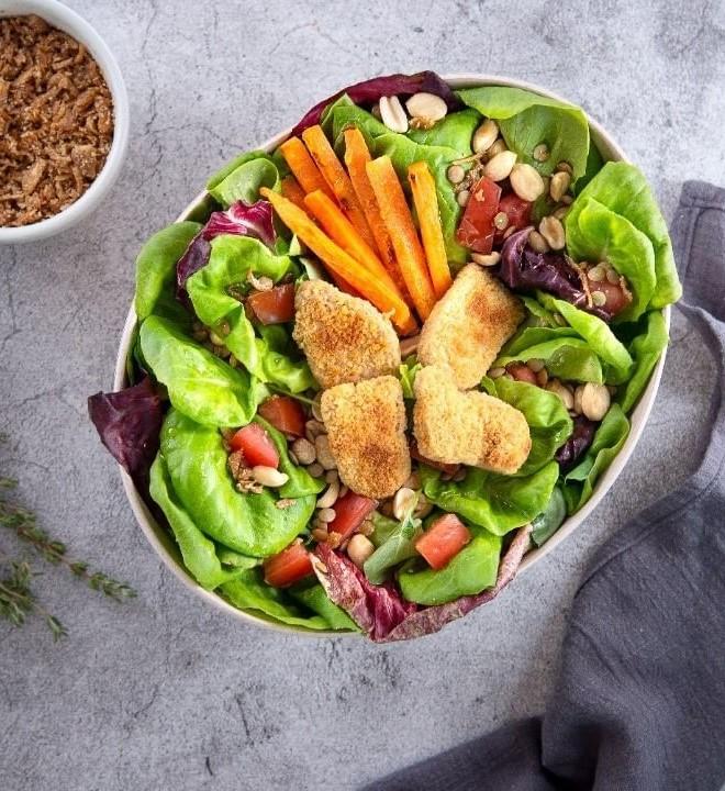 Boali é opção para comprar saladas em Goiânia