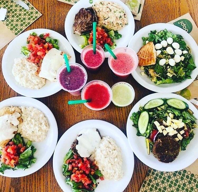 Bapi é opção para comprar saladas em Goiânia